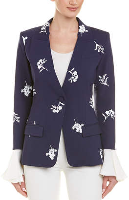 Carolina Herrera Wool-Blend Jacket