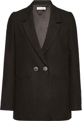 Anine Bing Madeleine Blazer with Wool