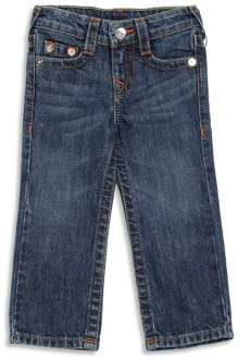 Toddler's & Little Boy's Faded Jeans $79 thestylecure.com