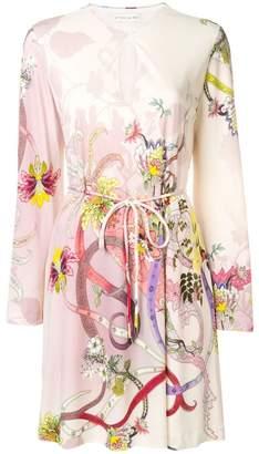 Etro bohemin print dress