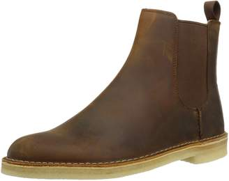 Clarks Men's Desert Peak Chelsea Boots