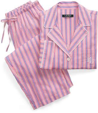 Ralph Lauren Cotton-Blend Pajama Set