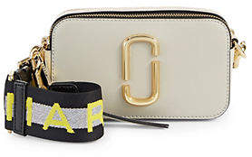 Marc Jacobs Snapshot Leather Mini Bag