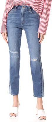 Joe's Jeans The Kass Cigarette Ankle Jeans $198 thestylecure.com