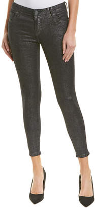 KUT from the Kloth Connie Charcoal Grey Ankle Skinny Leg