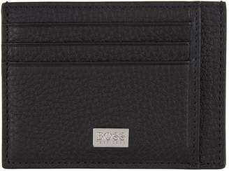 HUGO BOSS Leather Card Holder