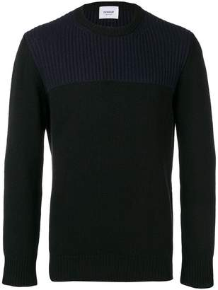 Dondup ribbed knitted jumper