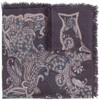 Hemisphere Paisley scarf