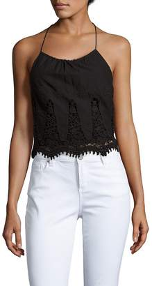 Winston White Women's Cotton Gigi Top