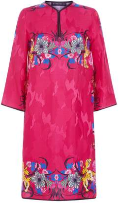 Etro Floral Shift Dress
