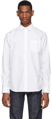 Norse Projects White Anton Classic Shirt