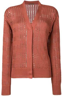 Bottega Veneta v-neck cardigan