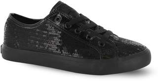 Gotta Flurt Disco II Girls' Sequin Low-Top Sneakers
