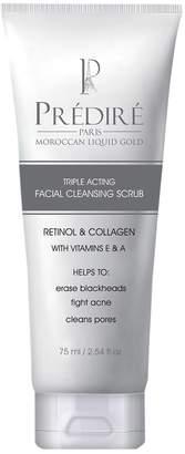 Predire Paris Luxury Skincare Triple Acting Facial Cleansing Scrub (2.54 FL OZ)