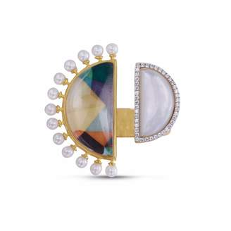 LMJ - My Colorful Legacy Ring