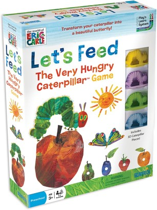 Briarpatch The World of Eric Carle Let's Feed the Very Hungry Caterpillar Game