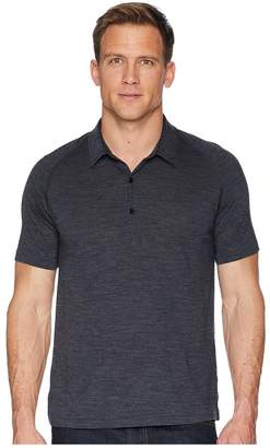 Icebreaker Sphere Merino Short Sleeve Polo Men's Short Sleeve Pullover