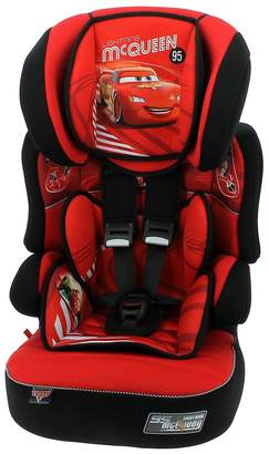 Disney Beline SP Group 123 High Back Booster Seat