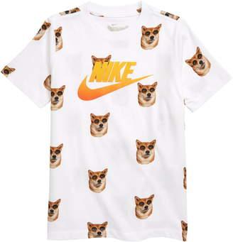 826836e7 Nike Sportswear Air Dog Graphic T-Shirt