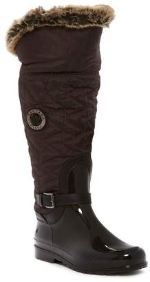 c9414ae6531 Fur Lined Rain Boots - ShopStyle