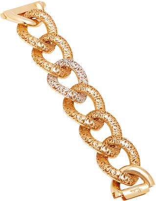 Pomellato Arabesque Rose Gold Diamond Bracelet