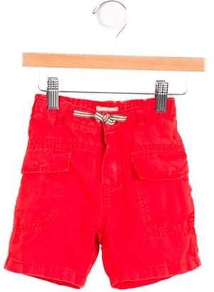 Burberry Boys' Cargo Knee-Length Shorts