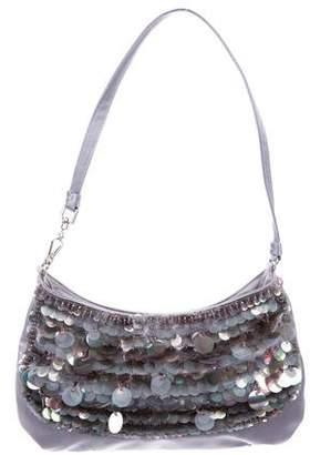 Prada Sequin Embellished Shoulder Bag