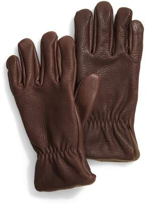 Roper Best Made Co. Lined Deerskin Gloves