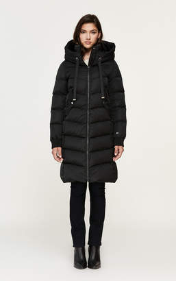 Soia & Kyo RACHELA knee-length sporty down coat