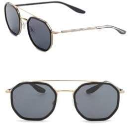 Barton Perreira 55MM Themis Sunglasses