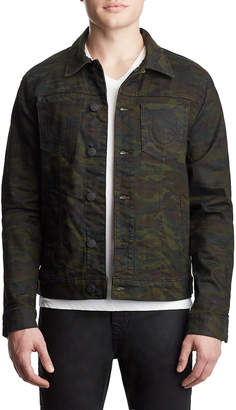 True Religion MENS CAMO DYLAN JACKET