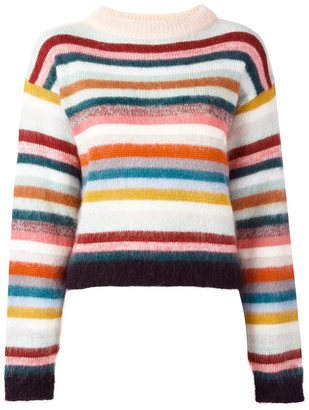 Chloé striped jumper $641.67 thestylecure.com