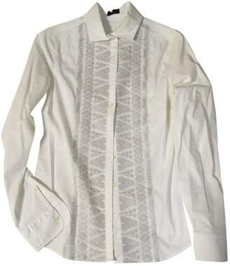 Brooksfield White Cotton Knitwear for Women