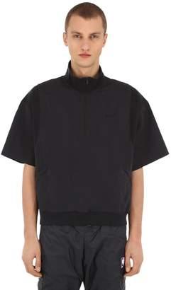 Nike Nrg Ti Short Sleeve Logo Jacket
