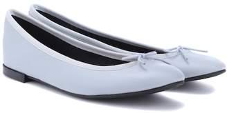 Repetto Lili leather ballerinas