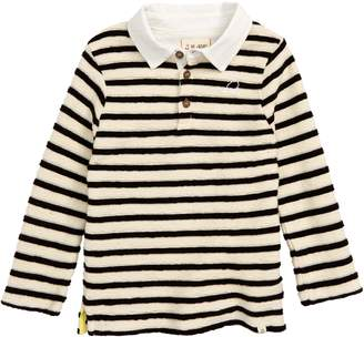 Me & Henry Stripe Rugby Shirt
