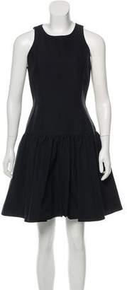 Rebecca Taylor Ruched Mini Dress