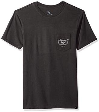 Rip Curl Men's Throwback Stand Issue Tee