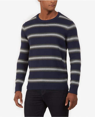 Kenneth Cole Men's Ombre Stripe Sweater