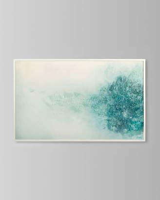 "John-Richard Collection Cerulean Vapor"" Giclee Art by Mary Hongs"