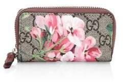 Gucci Floral Key Case
