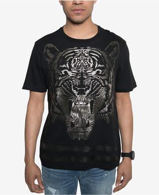 Sean John Men Tiger Graphic T-Shirt