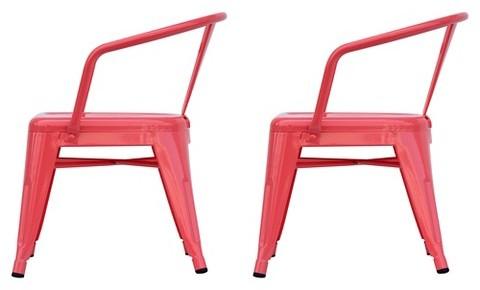 Pillowfort Industrial Kids Activity Chair (Set of 2) 7