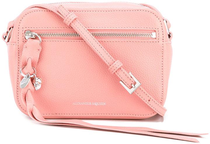 Alexander McQueenAlexander McQueen tassel detail shoulder bag