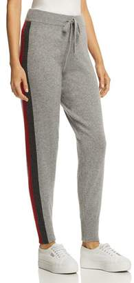 Minnie Rose Track Stripe Jogger Pants