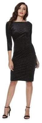 Feverfish Glitter Bodycon Dress 16