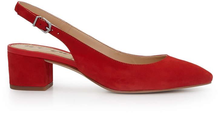 Lorene Slingback Block Heel