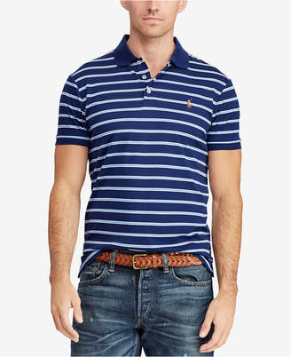 Polo Ralph Lauren Men Big & Tall Classic Fit Striped Polo