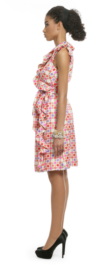Kate Spade All Fun and Games Dress