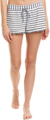 Splendid Button Side Pajama Short